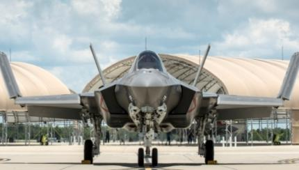 33rd FW Crew Chiefs Advance with F-35