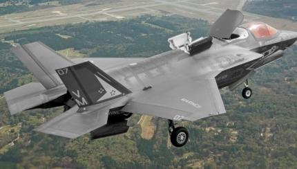 Fokker Signs F-35 Contract for Inflight Opening Doors with Northrop Grumman