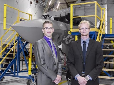 International Internships: Danish Engineers on the F-35 Program