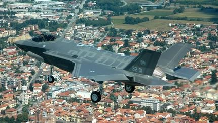 Three Historic Firsts for Italy in the F-35 Program During 2015