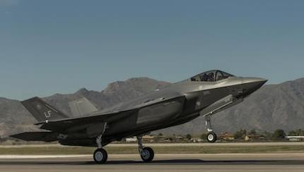 F-35 Fighter From Luke AFB To Fly In Air Shows Nationwide