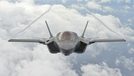 The F-35's Global Supply Chain