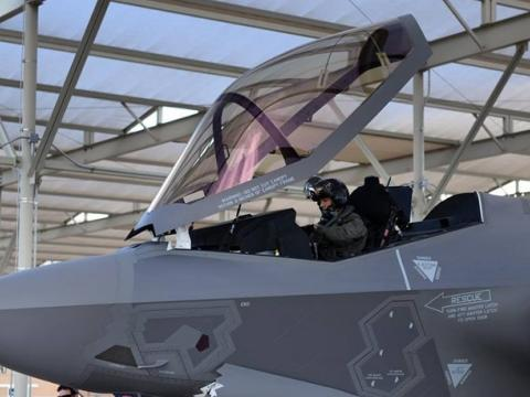 Norwegian Pilot Flies First Sortie in Norwegian F-35