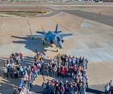 F-35 Lightning II Program Meets 2015 Aircraft Delivery Goal