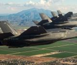 F-35 Training at Luke AFB Gathers Pace with 34 Jets
