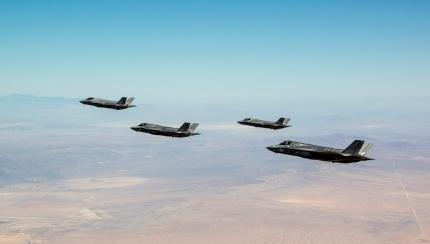 F-35s to Train in Tucson in March