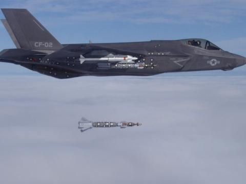 Before Bombs Away: How F-35 Weapons Carriage and Release Works