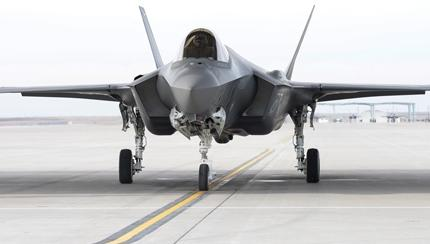 Trial F-35A Deployment Smooths Path for First Combat Squadron