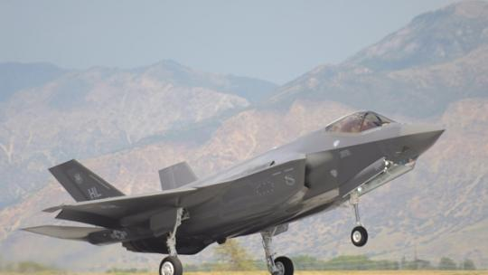 Accelerating Down the Home Stretch Toward F-35A Operations
