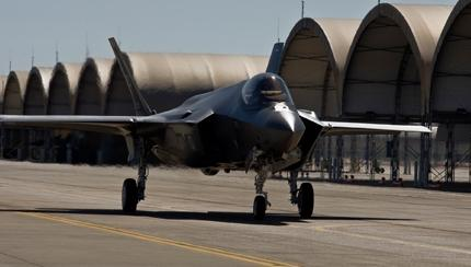 Rangers Exercise CAS with F-35A