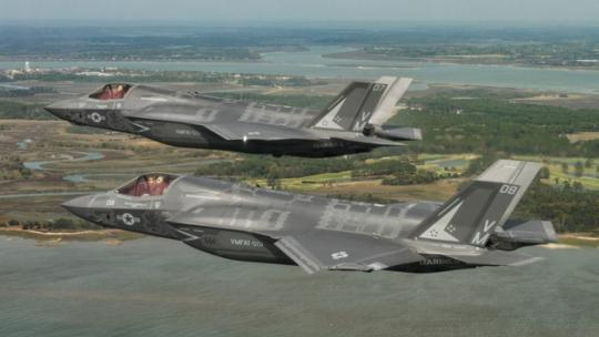 Where the Rubber Meets the Tarmac: F-35 Site Activation