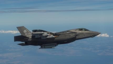 Work: 'Confident' F-35 Ejection Issue Will Be Resolved