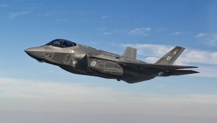 After Implementing Fixes, F-35 Block 3i Software Stability More than Doubles