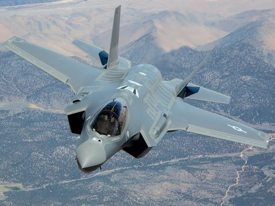 Denmark Selects F-35 Lightning II as Next-Generation Fighter