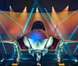 Lockheed Martin Rolls Out First Israeli F-35A