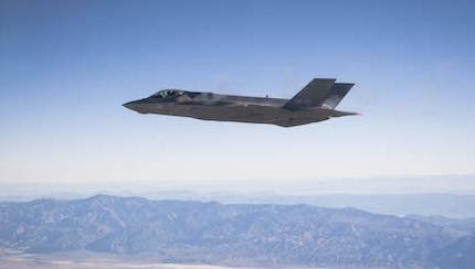 10 Questions on the F-35A Lightning II