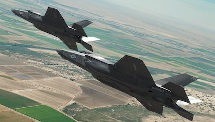 Second F-35B Squadron Becomes Operational Thursday