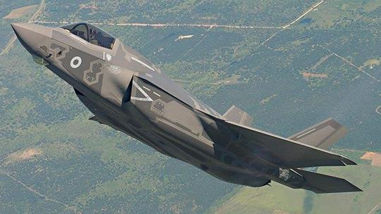 The F-35's High Angle of Attack Explained
