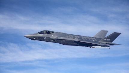 IAI Delivered the 10th F-35 Fighter Outer Wing Ship-Set to Lockheed Martin