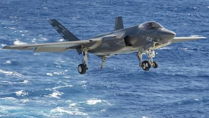 F-35C To Conduct Sea Trials in August Aboard Carrier George Washington