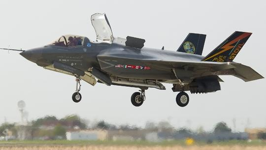 1,000 and Counting – The F-35B's Journey to the 1,000th Vertical Landing