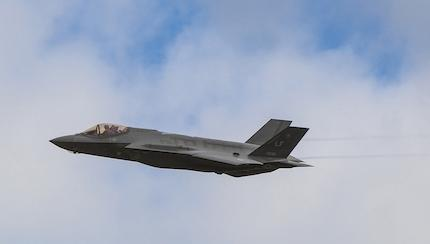 F-35A Looks A Lock For IOC OK; CAS As Good As F-16