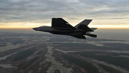 First Operational F-35A Squadron Finishes IOC To-Do List