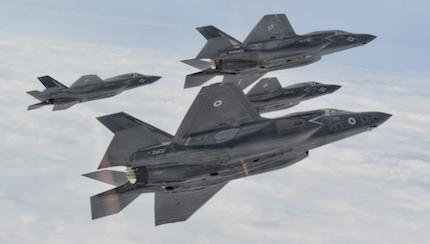 Top Marine Aviator: F-35B is Ready for War