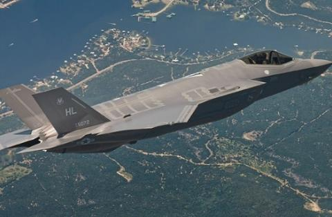 Continuing a Legacy: The Road to USAF F-35A Initial Operational Capability