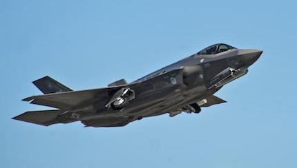 U.S. Air Force Declares First Squadron of F-35 Jets Combat-Ready