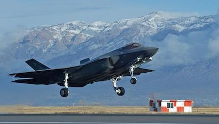 F-35A from Hill Set to Visit Abbotsford International Air Show