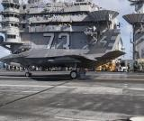 US Navy Makes F-35C Carrier Qualification Push