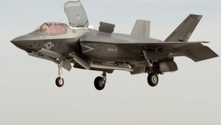 Marine Corps' Joint Strike Fighter Prepares for Combat