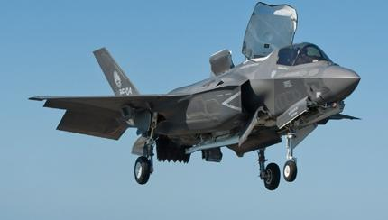 Marine Grunts Will Train With F-35 Ahead of First Deployment
