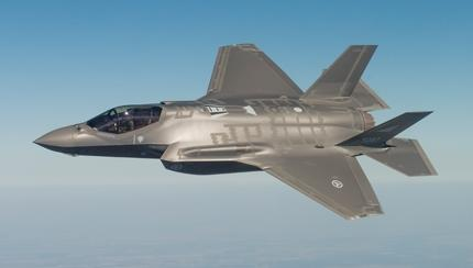 Norway Voices Support for F-35 in Budget Proposal