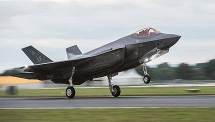 The F35: A 21st Century Coalition Asset