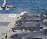 F-35 Lightning II Testing Begins on USS America