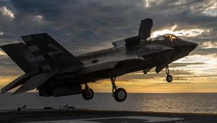Marines Refining F-35B Operations, Maintenance At Sea During Final Developmental Test