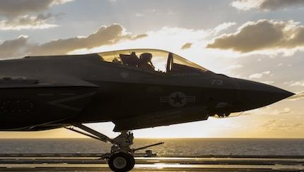 F-35 ALIS 2.0.2 Fielding to Start Early Next Year