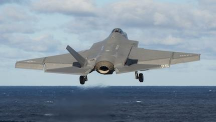 A Glimpse At How the F-35 Will Help the Marines Storm the Beach