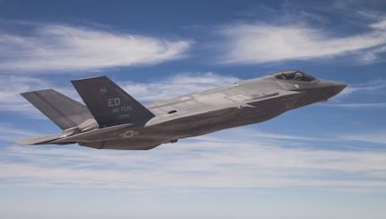 Luke Creates First F-35 Undergraduate Pilot Curriculum