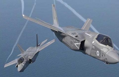 Top 10 F-35 Moments of 2016