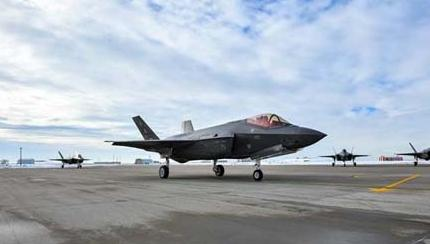 Red Flag May Affect Whether F-35s Deploy Overseas This Year