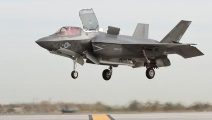 Marine Corps: F-35 Is The Best Thing On The Block
