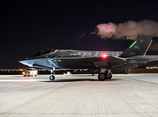 F-35 at Red Flag 17-1