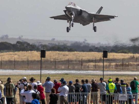 Enter the 5th Generation F-35A: F-35 Makes Australian Debut at Avalon Air Show