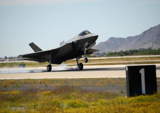 Luke AFB's 10,000th F-35 Sortie