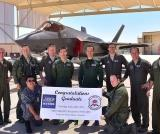 JASDF Pilots Graduate Luke's F-35 Program
