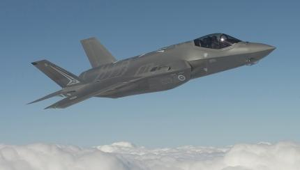 Australian Made Cabins to Protect Our F-35 Ground Teams