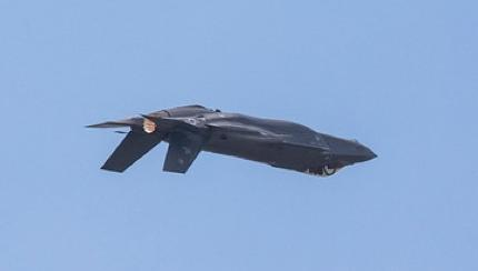 ​PARIS: F-35 Goes from Zero to Hero